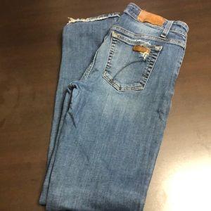 Joes straight leg jeans 28